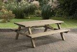 Picknicktafel 160 x 200_