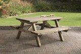 Picknicktafel 150 x 150_