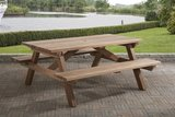 Picknicktafel 160 x 180 Hardhout_
