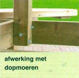 Hoorn Tafel 90 x 90_