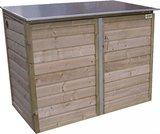 Lutra Box Tuinkast 125x65x122_