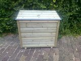 Lutra Box Opbergkist voor gasflessen _