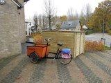 Lutra Box Bakfietsberging 150x273x156_