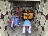 Lutra Box Bakfietsberging 150x273x181_