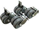 Lutrabox wielen bloembakken