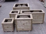 Lutra Box Bloembak 120x40x100_