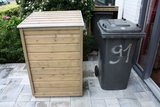 Lutra Box Afvalcontainer Berging 61x63x102,5 120L_