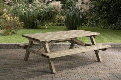 Picknicktafel 160 x 200