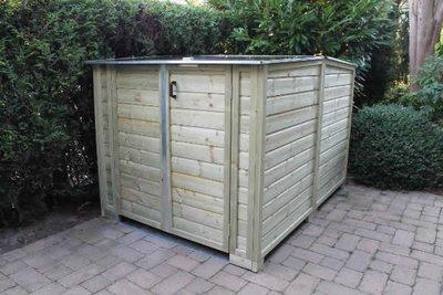 Lutra Box Fietsenberging 150x215x141
