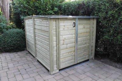 Lutra Box Fietsenberging 175x215x141