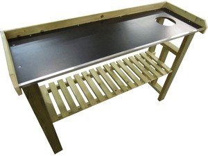 Lutrabox Oppottafel Werktafel 129x43x95