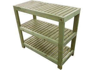 Lutra Box Side-table 100x45x89