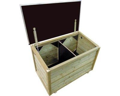 Lutra Box Vuilniszakhouder 98x57x65