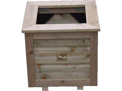 Lutra Box Bloembak 40x40x40