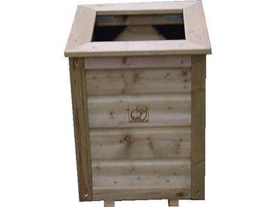 Lutra Box Bloembak 40x40x55