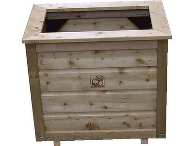 Lutra Box Bloembak 60x40x55