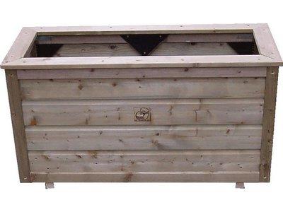 Lutra Box Bloembak 100x40x55
