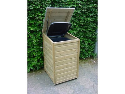 Lutra Box Afvalcontainer Berging 61x63x102,5 120L