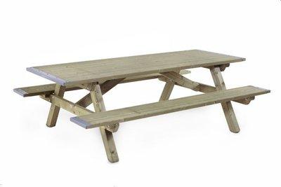 Picknicktafel 160 x 230 Dicht