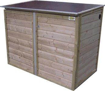 Lutra Box Tuinkast 141x83x122