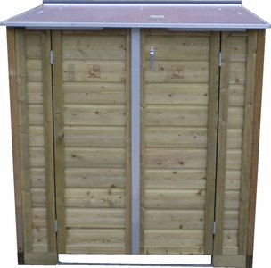 Lutra Box Fietsenberging 125x215x141
